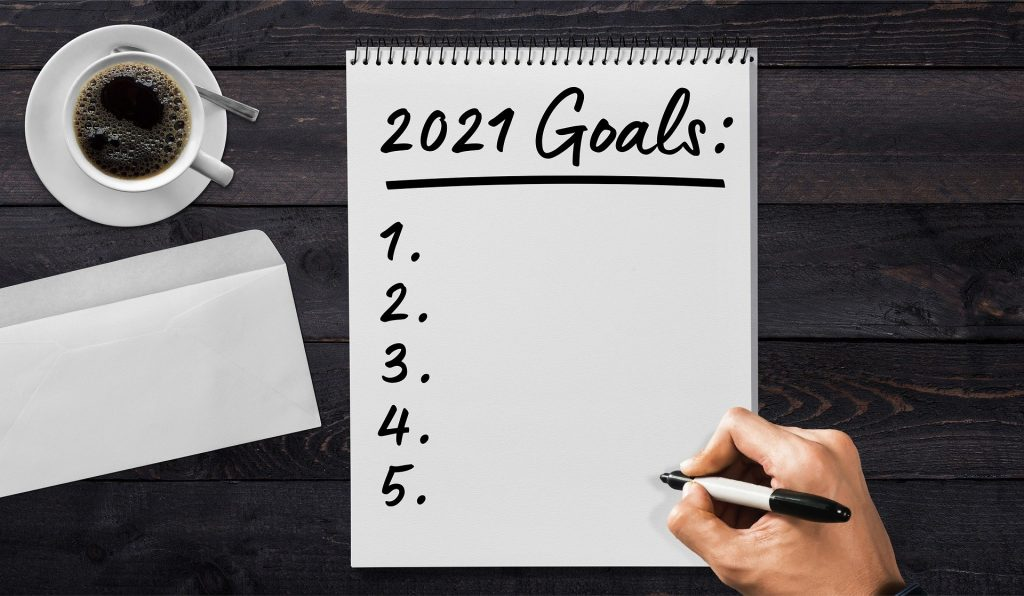 new year resolutions 2021