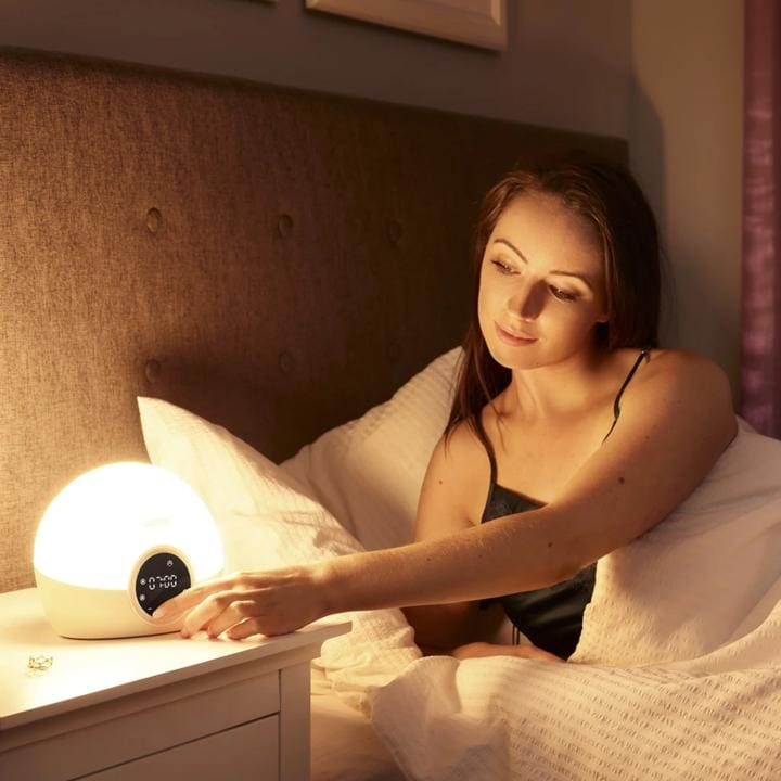 lumie dayglow alarm clock