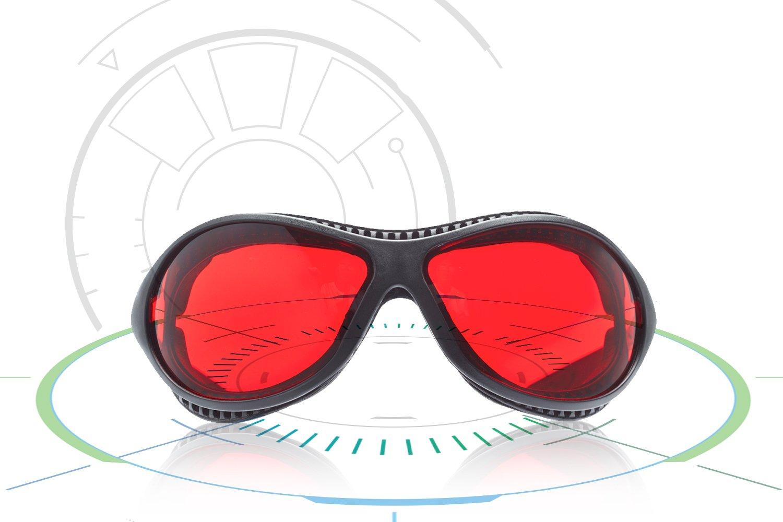 sleep saviour blue light blocking glasses